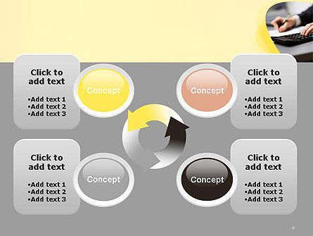 Bookkeeping and Accounting PowerPoint Template Slide 9