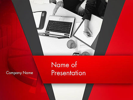 Business: Corporate Business PowerPoint Template #14111