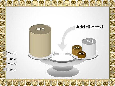 Certificate Frame PowerPoint Template Slide 10