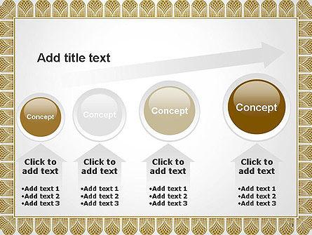 Certificate Frame PowerPoint Template Slide 13