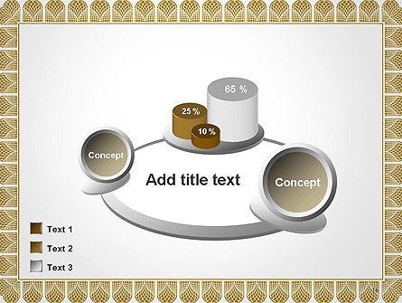 Certificate Frame PowerPoint Template Slide 16