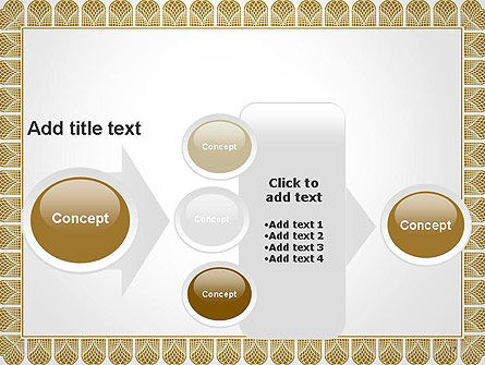 Certificate Frame PowerPoint Template Slide 17