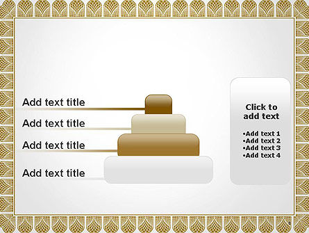 Certificate Frame PowerPoint Template Slide 8