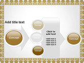 Certificate Frame PowerPoint Template#17