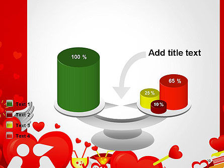 Love Border Frame PowerPoint Template Slide 10