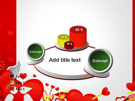 Love Border Frame PowerPoint Template Slide 16