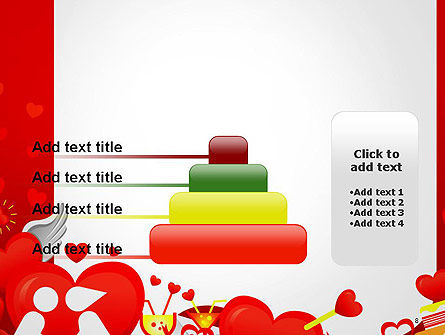 Love Border Frame PowerPoint Template Slide 8