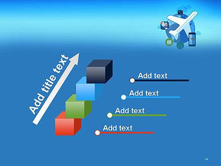 Modern Online Travel PowerPoint Template Slide 14