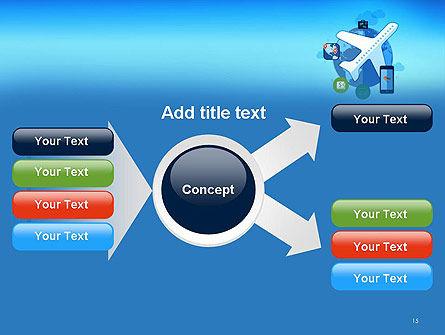Modern Online Travel PowerPoint Template Slide 15