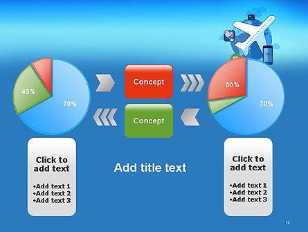 Modern Online Travel PowerPoint Template Slide 16
