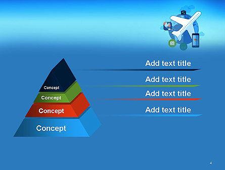 Modern Online Travel PowerPoint Template Slide 4