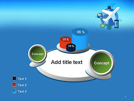Modern Online Travel PowerPoint Template Slide 6