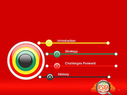 Search for Design PowerPoint Template, Slide 3, 14121, Careers/Industry — PoweredTemplate.com