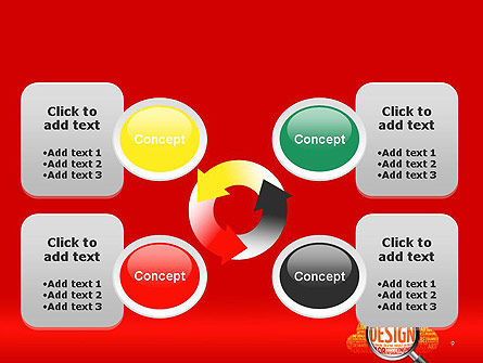 Search for Design PowerPoint Template Slide 9