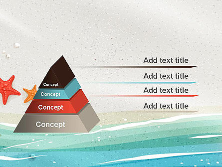 Seacoast PowerPoint Template Slide 12