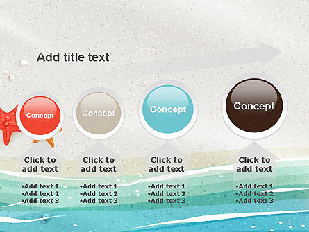 Seacoast PowerPoint Template Slide 13