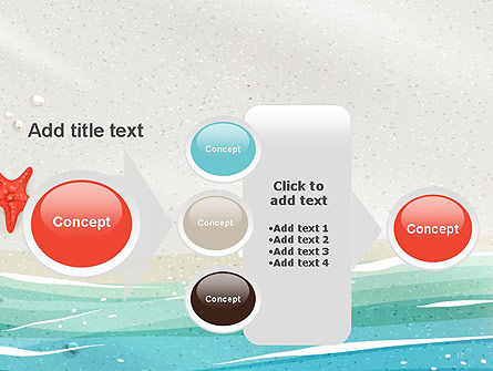 Seacoast PowerPoint Template Slide 17