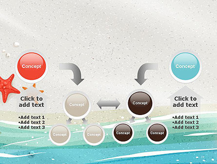Seacoast PowerPoint Template Slide 19