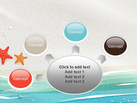 Seacoast PowerPoint Template Slide 7