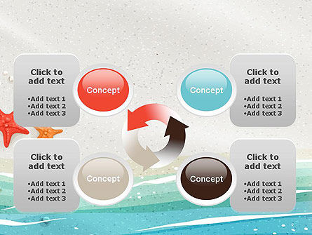 Seacoast PowerPoint Template Slide 9