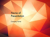 Abstract/Textures: Geometric Polygons Abstract PowerPoint Template #14130