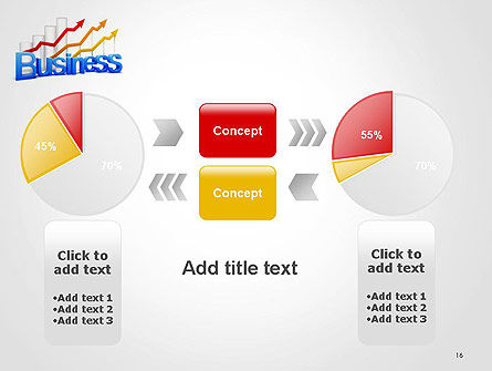 Business Confidence PowerPoint Template Slide 16