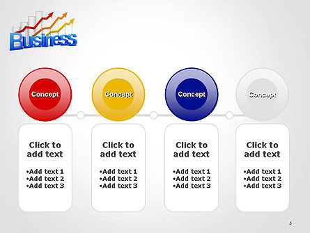 Business Confidence PowerPoint Template Slide 5