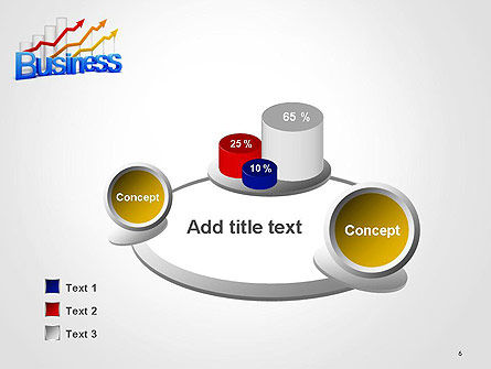 Business Confidence PowerPoint Template Slide 6