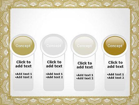 Blank Certificate PowerPoint Template Slide 5