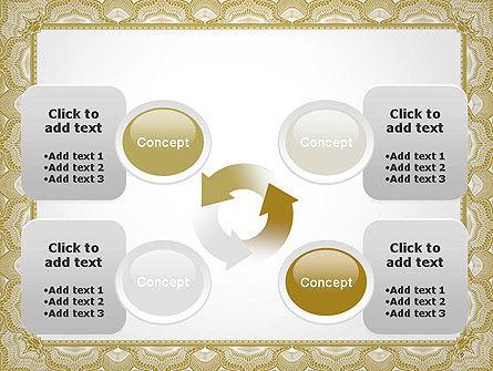 Blank Certificate PowerPoint Template Slide 9