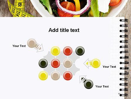 Vegetable Diet PowerPoint Template Slide 10