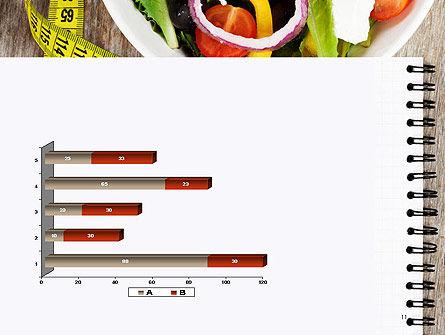 Vegetable Diet PowerPoint Template Slide 11