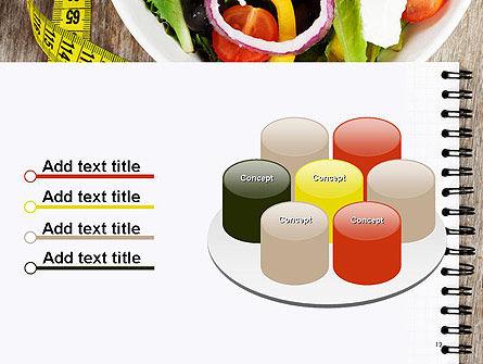 Vegetable Diet PowerPoint Template Slide 12