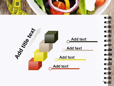 Vegetable Diet PowerPoint Template Slide 14