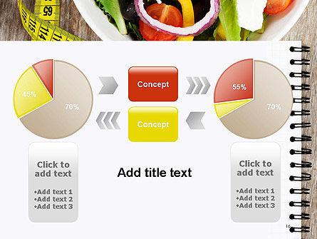 Vegetable Diet PowerPoint Template Slide 16