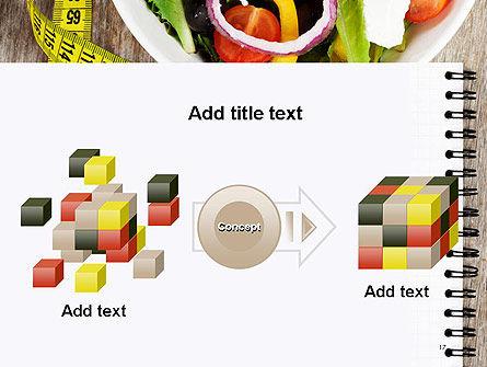 Vegetable Diet PowerPoint Template Slide 17