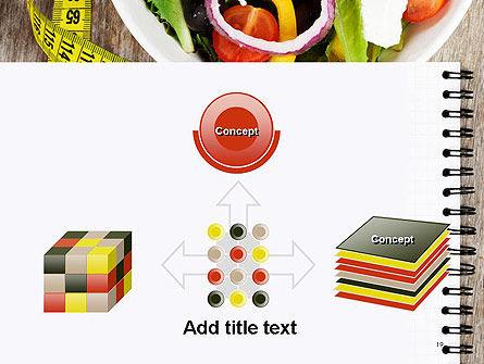 Vegetable Diet PowerPoint Template Slide 19
