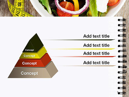 Vegetable Diet PowerPoint Template, Slide 4, 14139, General — PoweredTemplate.com