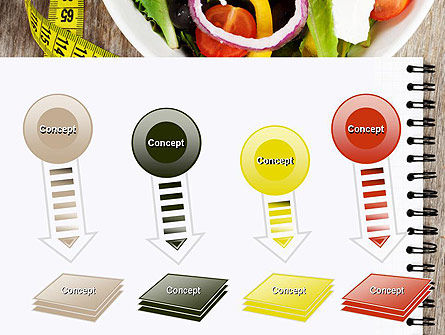 Vegetable Diet PowerPoint Template Slide 8