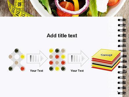 Vegetable Diet PowerPoint Template Slide 9