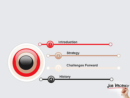 Job Vacancy PowerPoint Template, Slide 3, 14146, Careers/Industry — PoweredTemplate.com