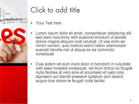 Developing a Perfect Services PowerPoint Template, Slide 3, 14160, Careers/Industry — PoweredTemplate.com