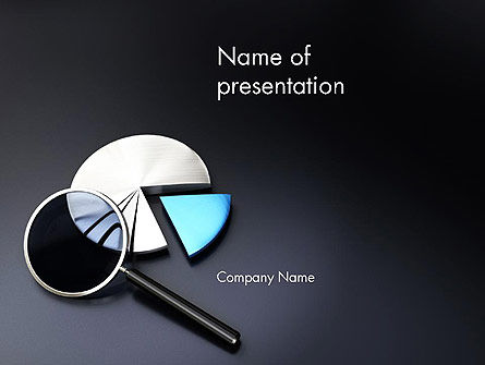 Consulting: Data Audit PowerPoint Template #14161