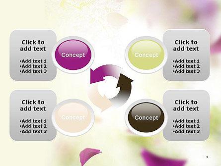 Beauty Parlor PowerPoint Template Slide 9