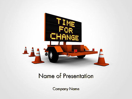 Business Concepts: Plantilla de PowerPoint - haciendo cambios #14172