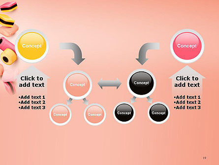 Sweet Candies PowerPoint Template Slide 19