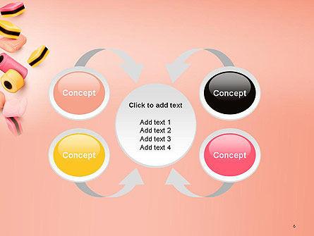 Sweet Candies PowerPoint Template Slide 6