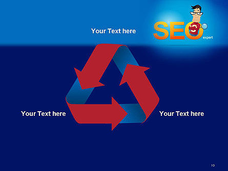 SEO Expert PowerPoint Template Slide 10