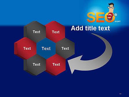 SEO Expert PowerPoint Template Slide 11