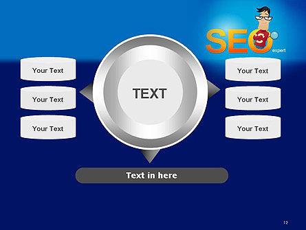 SEO Expert PowerPoint Template Slide 12